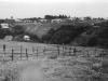 Korolówka widok z forwarku na miasto - lata 70